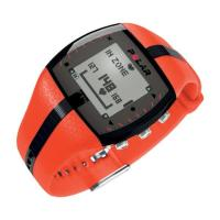 Polar FT4M Puls- & sportklocka Orange/svart