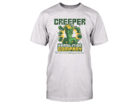 Minecraft Creeper Demolition Company Premium Tee (M)