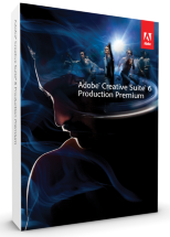 Adobe Creative Suite 6 Production Premium f�r Mac (Studentlicens)