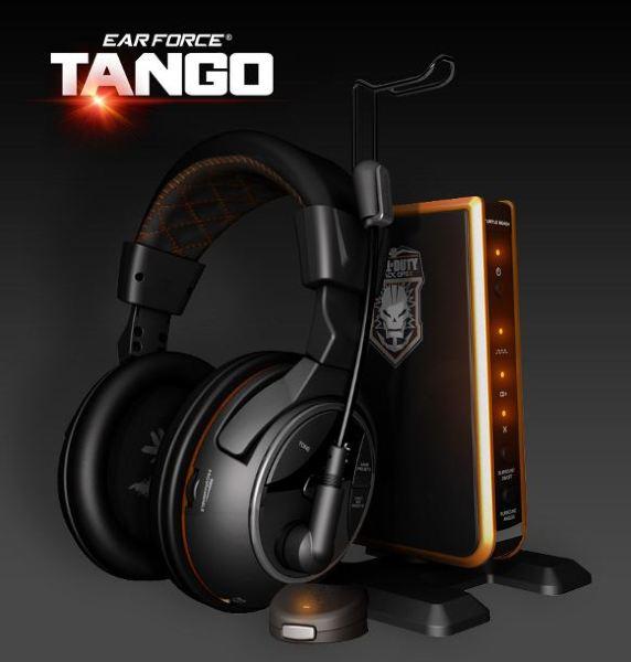 Turtle Beach Ear Force Tango - COD BO 2 Headset (Xbox 360 / Playstation 3)