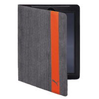 Puma El Ray Portfolio f�r iPad - Gr�/Orange