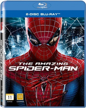 The Amazing Spider-Man (2012)  hos WEBHALLEN.com