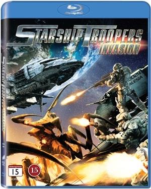 Starship Troopers: Invasion (2012)  hos WEBHALLEN.com