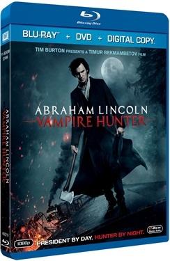 Abraham Lincoln: Vampire Hunter (BD + DVD)  hos WEBHALLEN.com