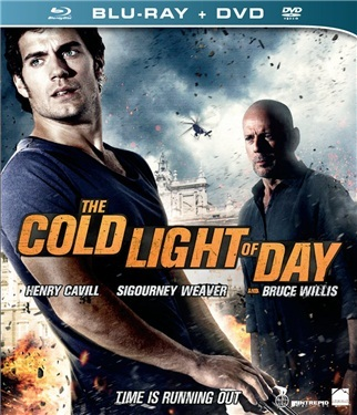 The Cold Light of Day (BD + DVD) (2012)  hos WEBHALLEN.com