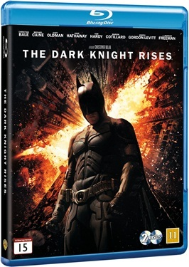 The Dark Knight Rises (2012)  hos WEBHALLEN.com