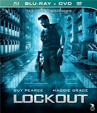 Lockout (BD + DVD) (2012)  hos WEBHALLEN.com