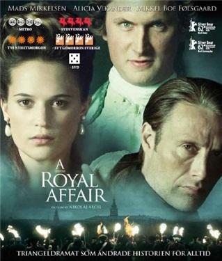 A Royal Affair (2012)  hos WEBHALLEN.com