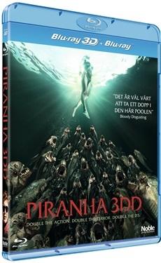 Piranha 3DD (3D+BD) (2012)  hos WEBHALLEN.com