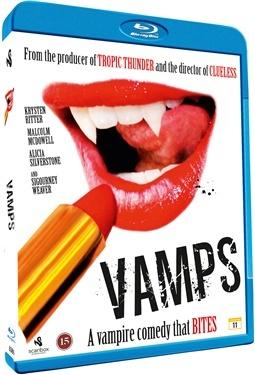 Vamps (2012)  hos WEBHALLEN.com
