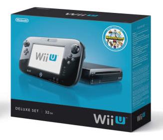 Nintendo Wii U Premium - Basenhet