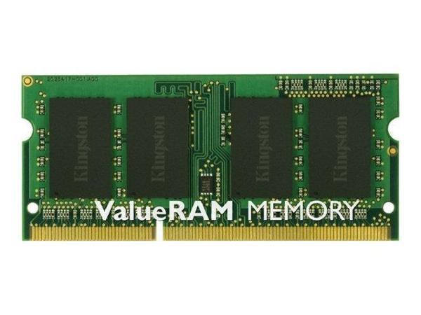 Kingston ValueRAM 4GB (1x4GB) / 1600MHz / DDR3 / CL11 KVR16S11S8/4