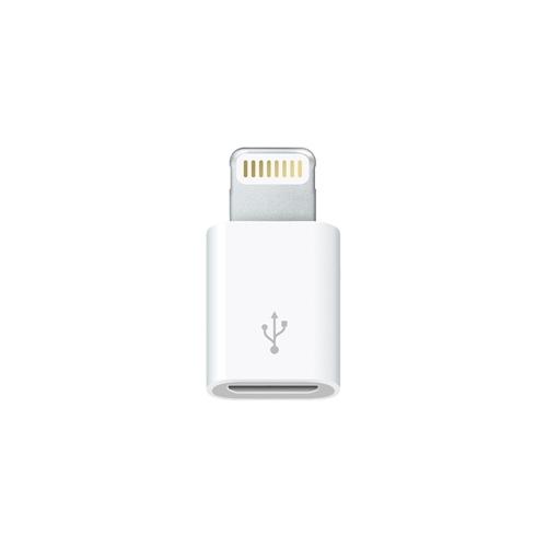 Apple Lightning-till-micro-USB-adapt