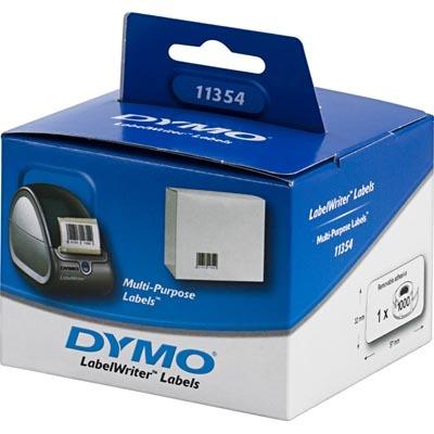 Dymo LabelWriter universaletiketter 57×32 mm 1-pack (Vit)