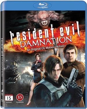 Resident Evil: Damnation (2012)  hos WEBHALLEN.com