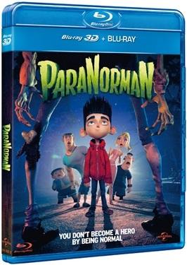 ParaNorman (3D + 2D) (2012)  hos WEBHALLEN.com