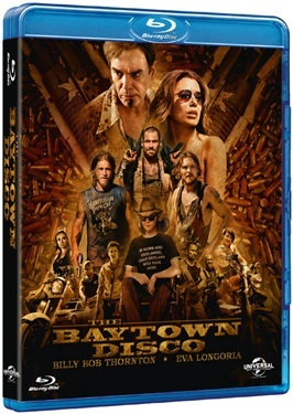 The Baytown Outlaws (2012)  hos WEBHALLEN.com