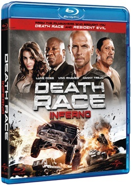 Death Race: Inferno (2012)  hos WEBHALLEN.com
