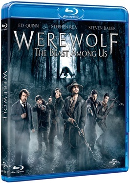 Werewolf: The Beast Among Us (2012)  hos WEBHALLEN.com