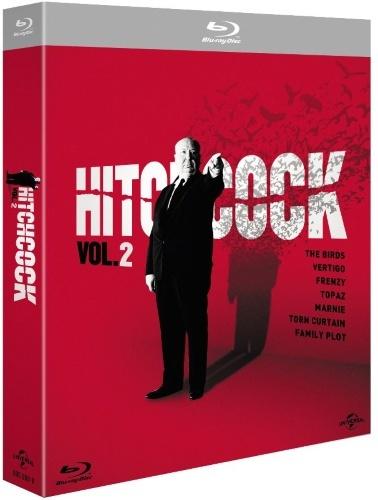 Alfred Hitchcock - Box 2  hos WEBHALLEN.com
