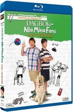 Dagbok för alla mina fans 3: Usla utsikter (2012)  hos WEBHALLEN.com