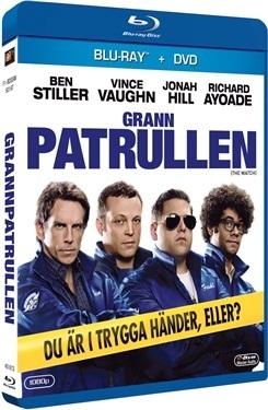 Grannpatrullen (BD + DVD) (2012)  hos WEBHALLEN.com
