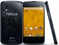 LG Nexus 4 - Svart / 16gb