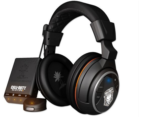 Turtle Beach Ear Force X-Ray - COD BO 2 Headset (Xbox 360 / Playstation 3)