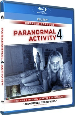Paranormal Activity 4 (2012)  hos WEBHALLEN.com