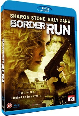 Border Run (2012)  hos WEBHALLEN.com
