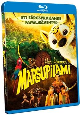 Här kommer Marsupilami (2012)  hos WEBHALLEN.com