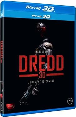 Dredd (3D) (2012)  hos WEBHALLEN.com