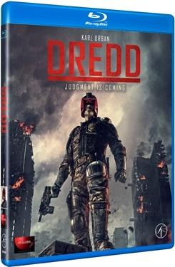 Dredd (2012)  hos WEBHALLEN.com