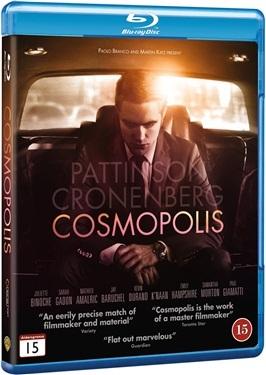 Cosmopolis (2012)  hos WEBHALLEN.com