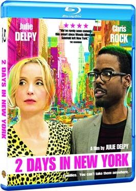 2 Days in New York (2012)  hos WEBHALLEN.com