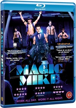 Magic Mike (2012)  hos WEBHALLEN.com