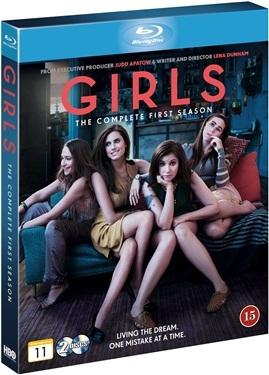 Girls - Säsong 1 (2012)  hos WEBHALLEN.com