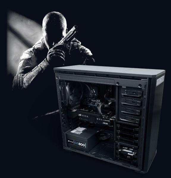 Webhallen Config D12-0403 - i7-3770K / 16GB / 120GB SSD + 2TB / GTX 680 / DVD / Win8