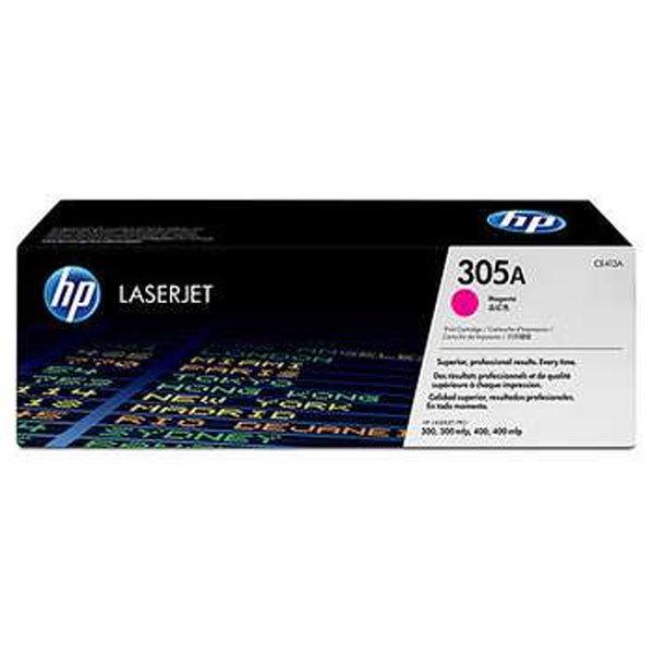 HP Toner 305A - Magenta