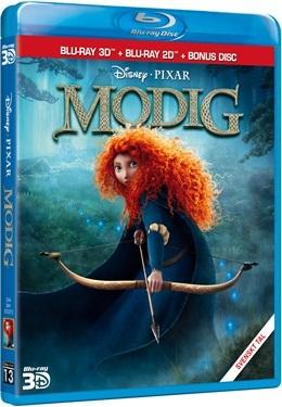 Modig (3D) (2012)  hos WEBHALLEN.com
