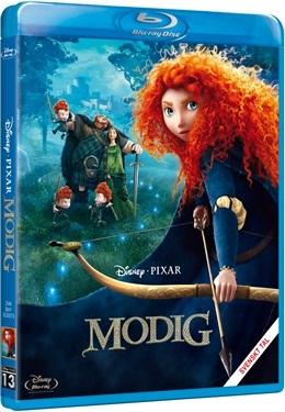 Modig (2012)  hos WEBHALLEN.com