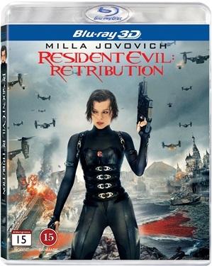 Resident Evil: Retribution (3D) (2012)  hos WEBHALLEN.com