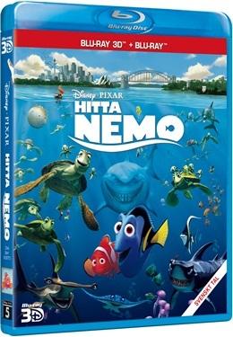 Hitta Nemo (3D) (2003)  hos WEBHALLEN.com