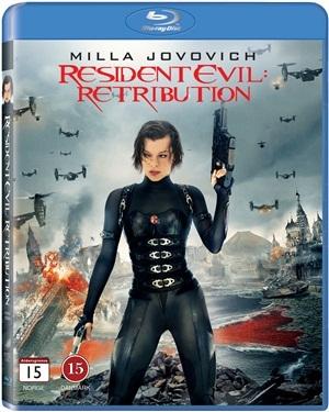 Resident Evil: Retribution (2012)  hos WEBHALLEN.com