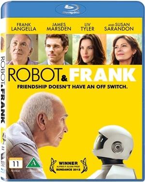 Robot & Frank (2012)  hos WEBHALLEN.com