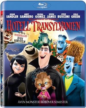 Hotel Transylvania (2012)  hos WEBHALLEN.com