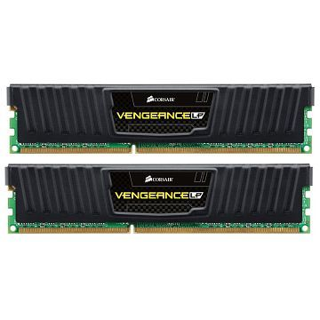 Corsair Vengeance Low Profile 16GB (2x8GB) / 1600MHz / DDR3 / CL9 / CML16GX3M2A1600C9