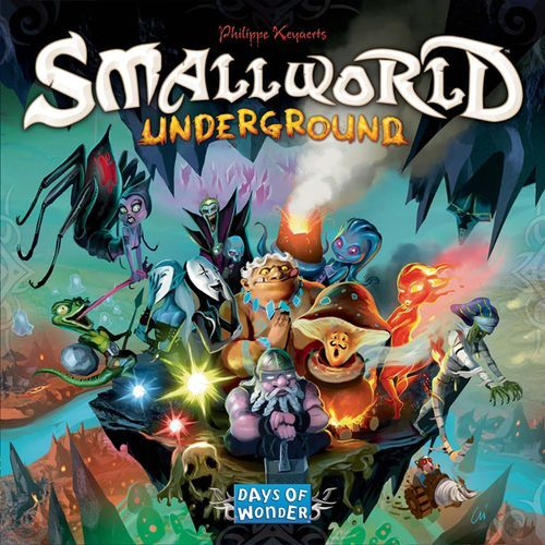 Small World - Underground (Eng)