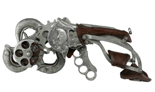 Bioshock Infinite: Sky Hook Replica