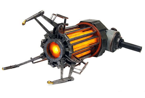 Half-Life 2 � Prop Replica - Zero-Point Energy Field Manipulator (Gravity Gun)
